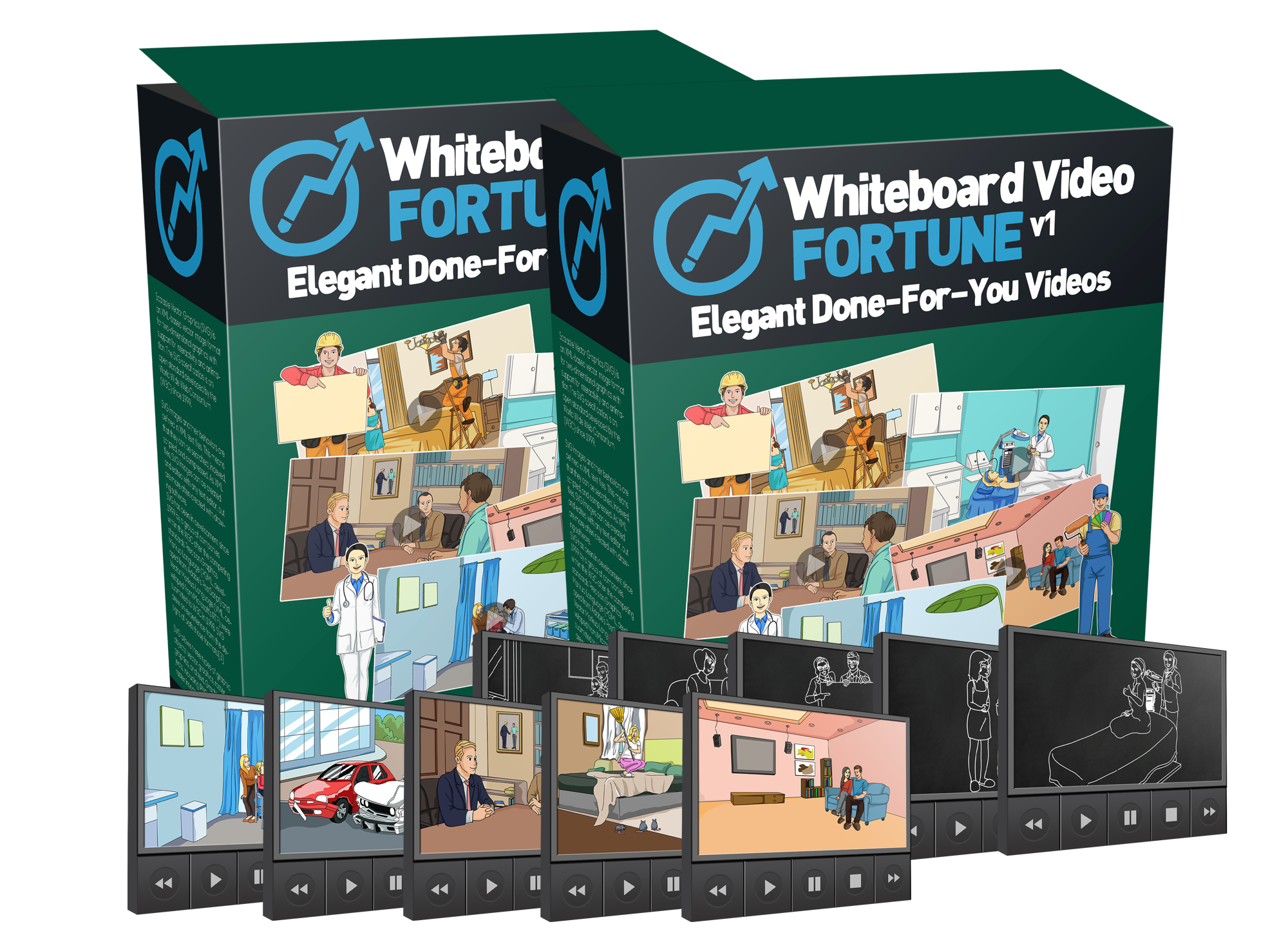 what is Whiteboard Video Fortune Review